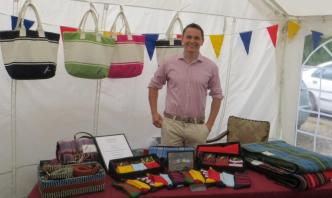 Chris Cox of Horton Accessories