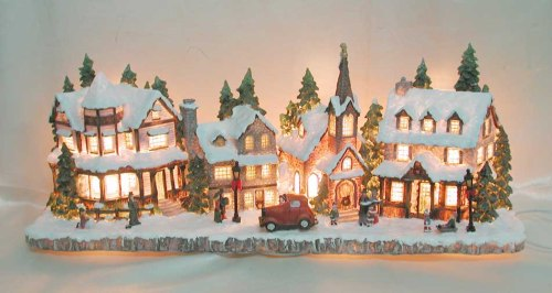 Light-Christmas-House