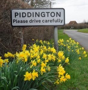daffs piddington sign