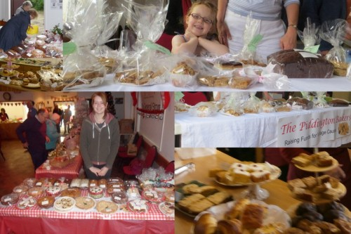 Cake stall collage1