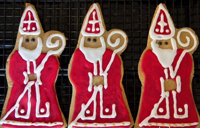 st nicholas cookies